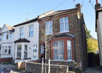 Thumbnail 4 bed semi-detached house for sale in Fairleigh Drive, Leigh-On-Sea, Essex