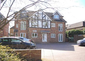 Thumbnail 2 bed flat for sale in Wordsworth Court, Knebworth
