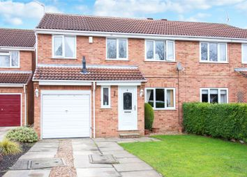 Thumbnail 5 bed semi-detached house for sale in Osprey Close, York