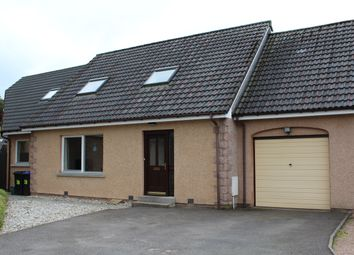 Thumbnail 4 bed detached house to rent in Golfview Crescent, Kemnay, Aberdeenshire