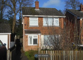 Thumbnail 3 bed detached house to rent in Glendale Road, Tadley