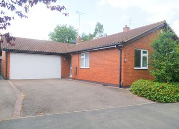Thumbnail 3 bed bungalow to rent in Denbydale, Wigston