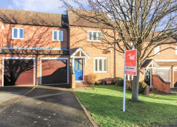 Thumbnail 3 bed terraced house for sale in Jubilee Close, Melbourne, Derby