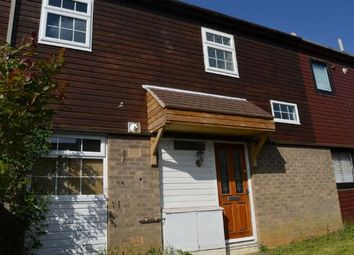Thumbnail 3 bedroom terraced house for sale in Waterpump Court, Thorplands, Northampton
