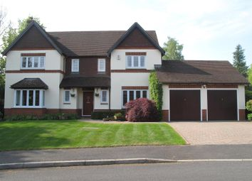 Thumbnail 5 bed detached house for sale in Mount Close, Highclere, Newbury