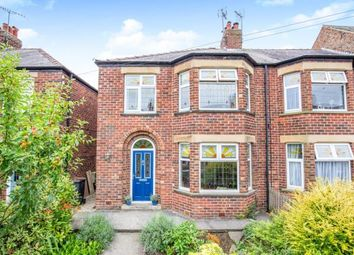 Thumbnail 3 bedroom semi-detached house for sale in Park Avenue, Knaresborough, North Yorkshire, .
