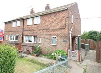 Thumbnail 3 bed property for sale in Holmefield Road, Whitwell, Worksop