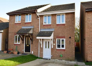 Thumbnail 2 bed semi-detached house for sale in Crest Way, Portslade, Brighton, East Sussex