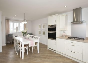 "Thumbnail 4 bedroom detached house for sale in ""Thornbury"" at Saxon Court, Bicton Heath, Shrewsbury"