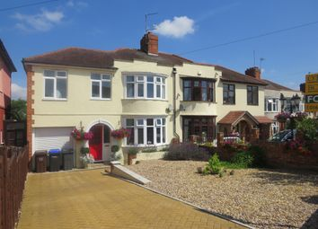 Thumbnail 4 bed semi-detached house for sale in Rothersthorpe Road, Northampton