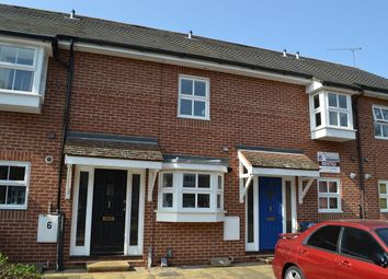 Thumbnail 2 bed terraced house for sale in The Moorings, Bishop's Stortford