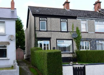 Thumbnail 3 bed end terrace house for sale in Donaghadee Road, Newtownards