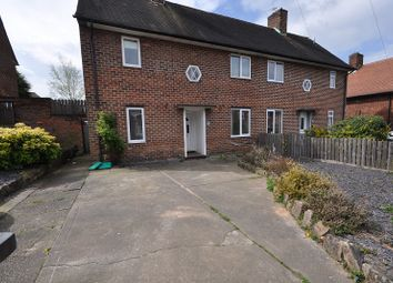 Thumbnail 3 bed semi-detached house to rent in Robin Hood Close, Eastwood, Nottingham