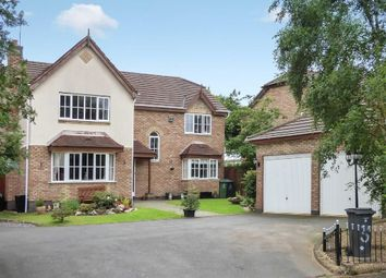 Thumbnail 5 bed detached house for sale in Chestnut Grove, Penkridge, Stafford