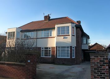 Thumbnail 3 bed semi-detached house for sale in Churchgate, Southport