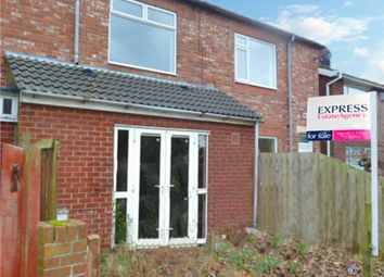 Thumbnail 2 bed terraced house for sale in Ariel Street, Ashington, Northumberland