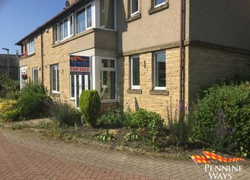 Thumbnail 2 bed flat for sale in Fairfield Park, Haltwhistle, Northumberland