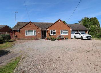 Thumbnail 4 bed detached bungalow for sale in Bromsberrow Heath, Ledbury