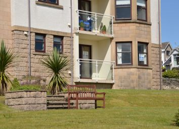Thumbnail 2 bed flat for sale in Marine Parade, Hunters Quay, Dunoon, Argyll