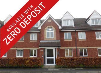 Thumbnail 2 bedroom flat to rent in Peterhouse Close, Peterborough
