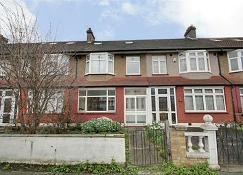 Thumbnail 4 bed terraced house to rent in Downhills Way, Tottenham