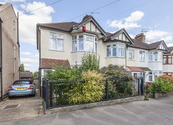 Thumbnail 3 bed end terrace house for sale in Bush Road, Buckhurst Hill, Essex
