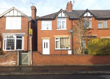 Thumbnail 2 bed end terrace house for sale in Devonshire Road East, Hasland, Chesterfield, Derbyshire