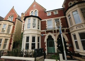 Thumbnail 1 bedroom flat for sale in Connaught Road, Cardiff, Caerdydd