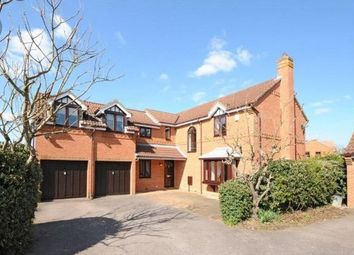 Thumbnail 5 bedroom detached house to rent in Protheroe Field, Old Farm Park, Milton Keynes