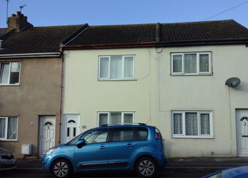 Thumbnail 2 bed terraced house for sale in Bridge Street, Folkestone