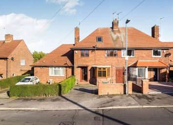 Thumbnail 4 bed terraced house for sale in Queens Road South, Eastwood, Nottingham