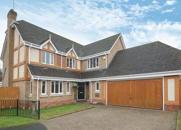 Thumbnail 5 bed detached house to rent in Tryplets, Church Crookham, Fleet, Hampshire