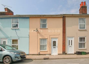 Thumbnail 2 bed terraced house to rent in Port Lane, Colchester