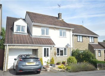 Thumbnail 4 bed detached house for sale in Honeyborne Way, Wickwar, Wotton-Under-Edge, Gloucestershire