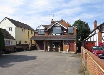 Thumbnail 5 bed detached house for sale in Bedford Road, Lower Stondon, Henlow