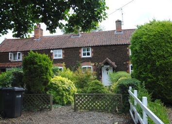 Thumbnail 2 bedroom cottage to rent in Chapel Road, Dersingham, King's Lynn