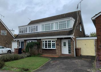 Thumbnail 3 bed semi-detached house to rent in Mayne Crest, Springfield, Chelmsford