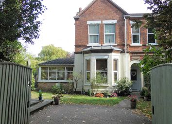 Thumbnail 2 bed semi-detached house for sale in Abbey Park Road, Grimsby