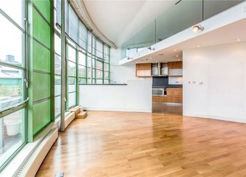 Thumbnail 2 bed flat for sale in The Glass Building, Arlington Road, London