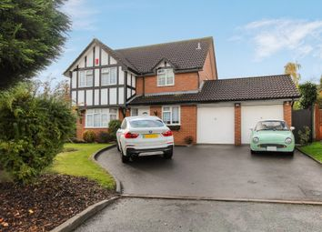 Thumbnail 4 bed detached house for sale in Bellingham, Wilnecote, Tamworth, Staffordshire