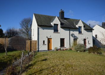 Thumbnail 2 bed semi-detached house for sale in St. Marys Road, Kirkhill, Inverness