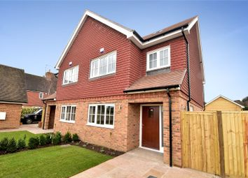Thumbnail 4 bed semi-detached house for sale in Chaplin Court, Sutton At Hone, Dartford, Kent