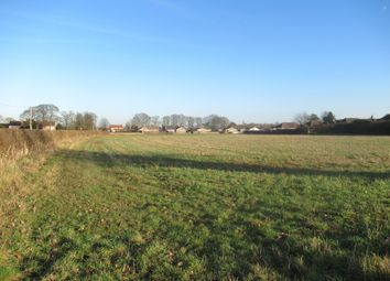Thumbnail Land for sale in Hall Barn Road, Isleham, Ely