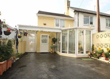 Thumbnail 2 bed end terrace house for sale in Four Crosses, Llanymynech