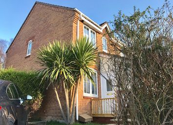 Thumbnail 2 bedroom end terrace house to rent in Flint Close, Netley Common, Southampton