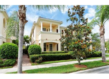 Thumbnail 3 bed town house for sale in 5364 Davini St, Sarasota, Florida, 34238, United States Of America