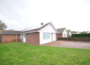 Thumbnail 3 bed bungalow to rent in Woodland Way, Dymchurch, Romney Marsh