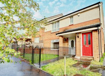 Thumbnail 2 bed flat for sale in Cromer Gardens, Glasgow