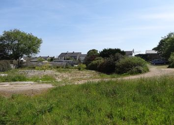 Thumbnail Land for sale in Development Site For 7 Houses, Laity Road, Troon, Camborne