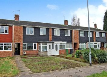 Thumbnail 3 bedroom terraced house for sale in Reedswood Close, Walsall